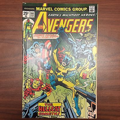 Avengers #144 Origin & 1st Appearance Of Hellcat