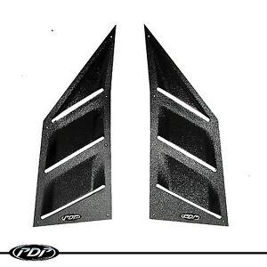 SKI-DOO-XP-2008-Proven-Design-Products-PREMIUM-Vent-Kit-Side-Top-Kit-BLK