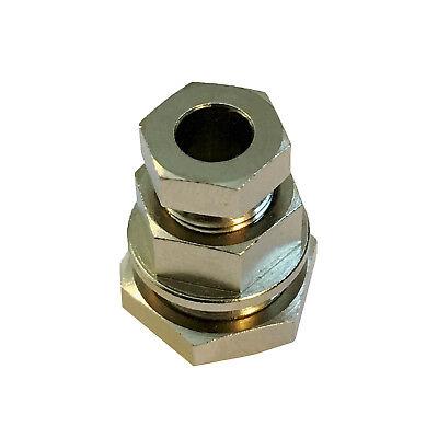 Klemmverschraubung 6mm für Temperaturfühler Verschraubung Rauchgasfühler Fühler