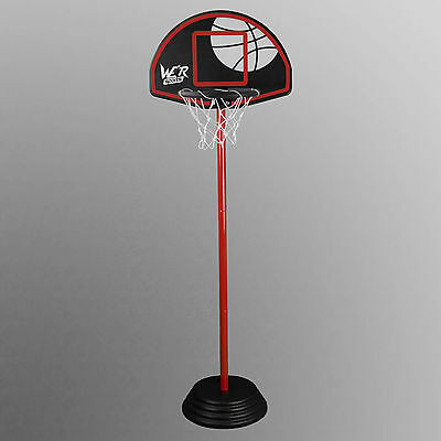 Junior Portable Basketball Net Hoop Backboard Outdoor Activity Basketball Stand
