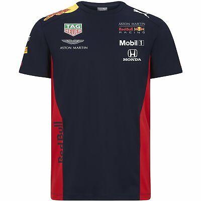 Red Bull Racing F1 2020 Kids Team T-Shirt Navy
