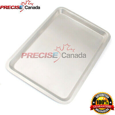 Stainless Steel Mayo Instruments Tray 14 X 10 X 1.5 Surgical Instruments