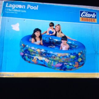 Clark rubber pool