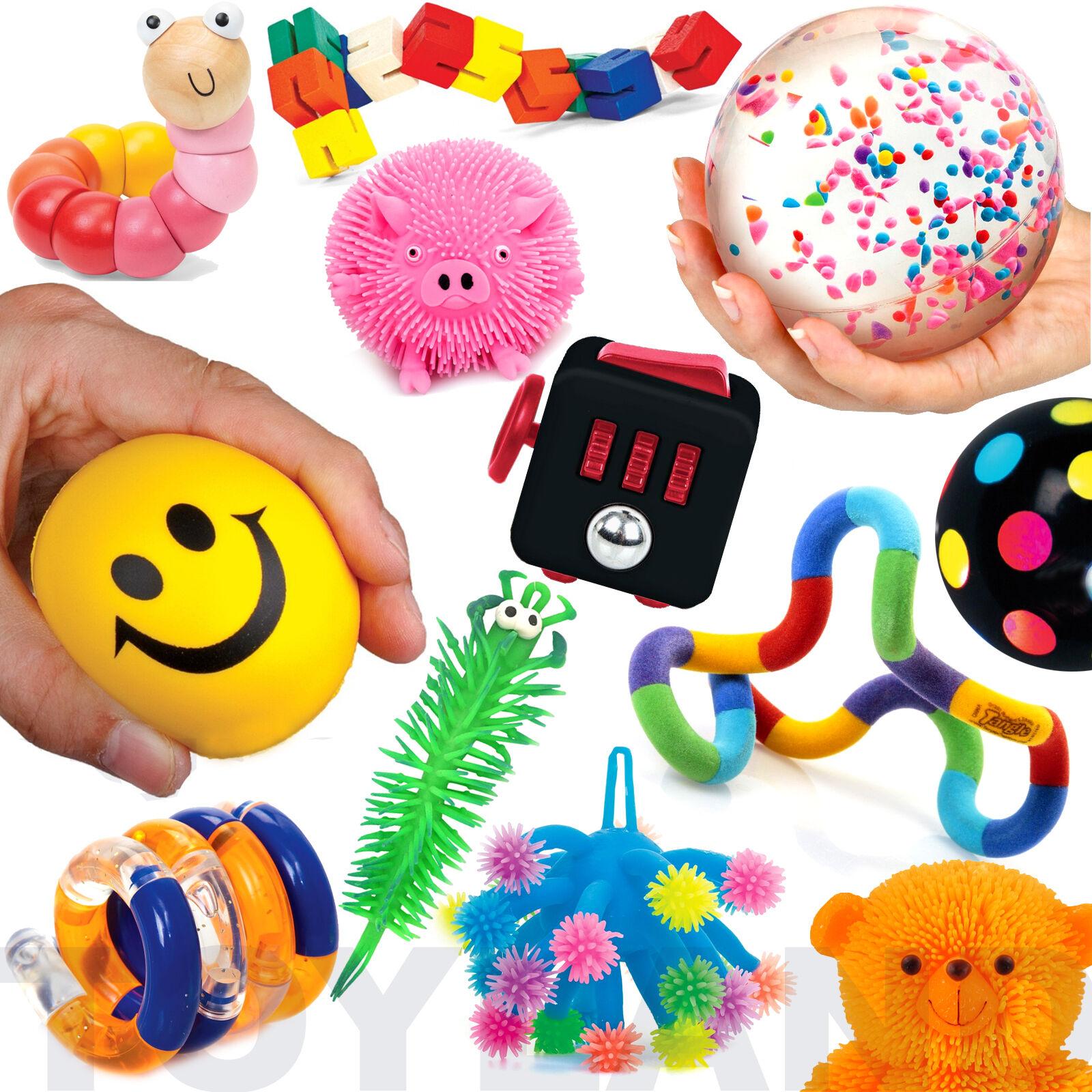 Sensory Toys & Games