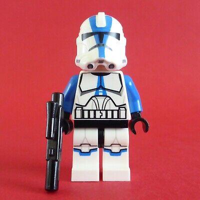 Lego Star Wars 501st Legion Clone Trooper Minifigure (Used  - 75002 - SW0445)