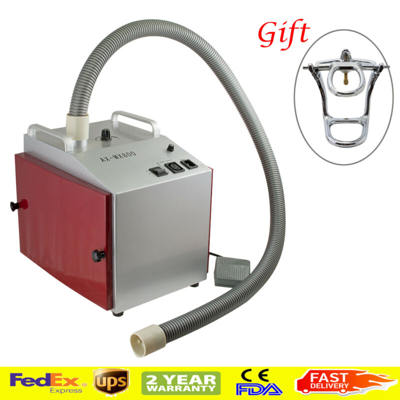 Dental Vacuum Dust Extractor Collector Cleaner sweeper Lab Equipment 110V / 220V