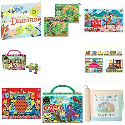 Buy 1 Get 1 25% off (Add 2 to Cart) Eeboo Kids Puzzles, Games, Books & More! - More Baby Games