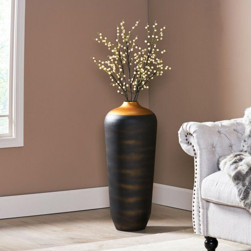 Elberton Handcrafted Decorative Floor Vase