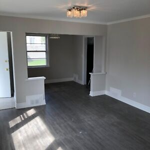 Fully Renovated Entire House In North York