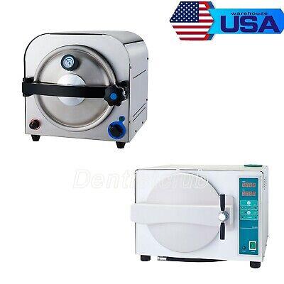 Autoclave Steam Sterilizer Medical Sterilization Lab Equipment Vacuum Steam