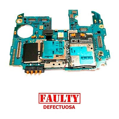 Plaque base defecteuse samsung galaxy s4 gt i9506 original faute