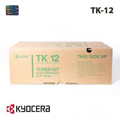 1600 Toner-kit (KYOCERA Corporation TONER KIT TK12  FS1500 FS-1550 FS-1600 FS-3400 FS-3600)