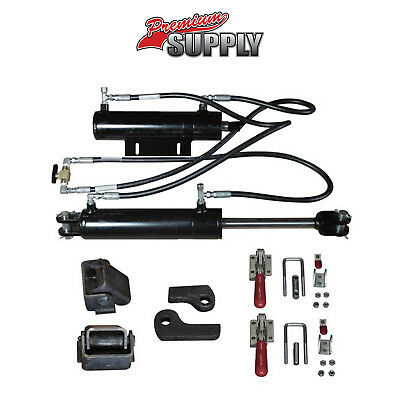 Gravity Tilt Deck Kit For Trailers Premium Supply Hydraulic Kits