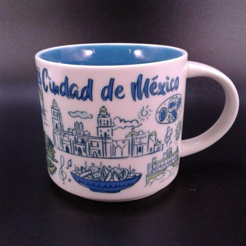 Starbucks Been There Series Ciudad de Mexico City Coffee Mug