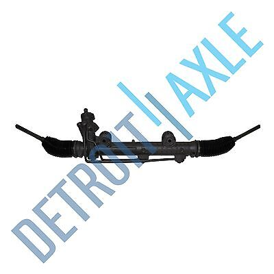 Complete Power Steering Rack and Pinion for Mercedes E320 - RWD W/Sensor