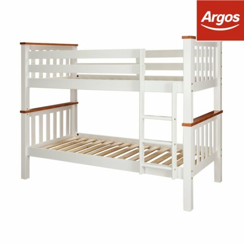 Argos Home Pico Double Ultimate Storage Bed Frame Two