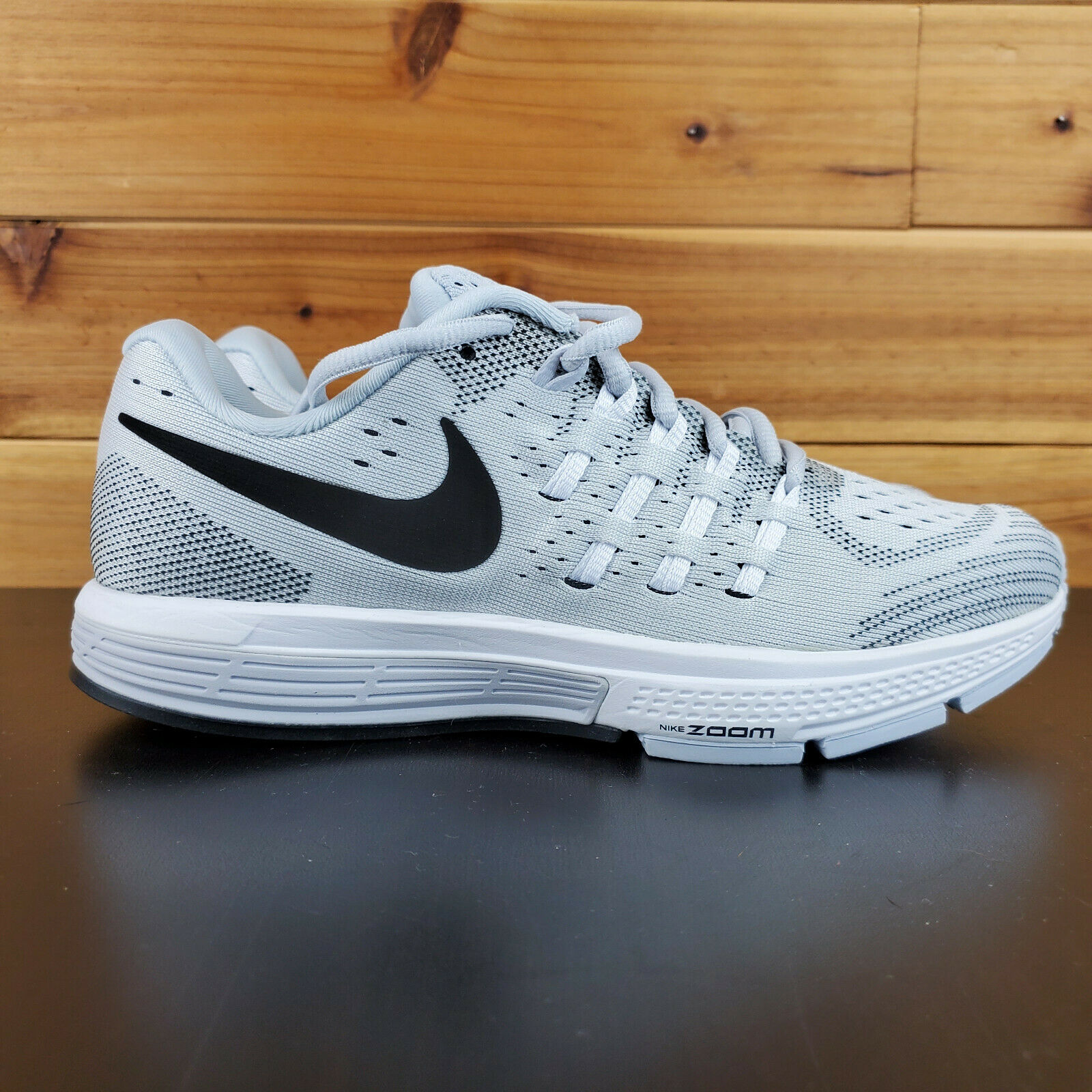Nike Air Zoom Vomero 11 Women's 6 Running Shoes Platinum Gre