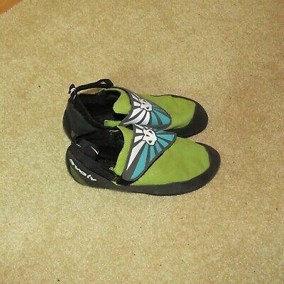 Women's Evolv Vtr3D rock climbing shoes size US 5 EU 37