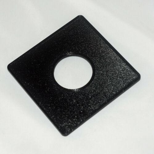 3D Printed Intrepid 5x7 Lens Board