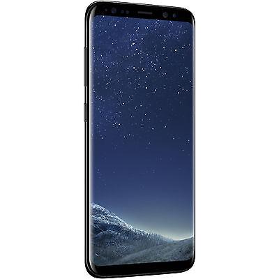 Brand New ---Samsung Galaxy S8 SM-SMG950U- 64GB - Midnight Black (US Unlocked)
