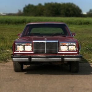 1983 Chrysler New Yorker fifth avenue edition