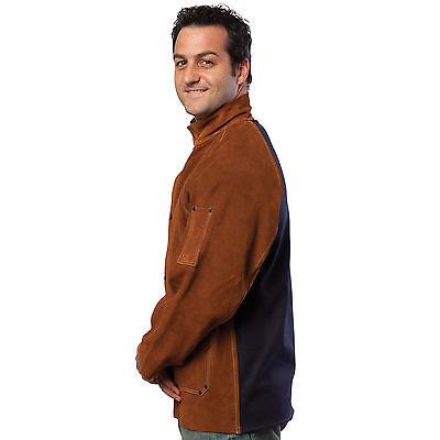 Tillman 3360 Freedom Flex Leather Welding Jacket - Xl