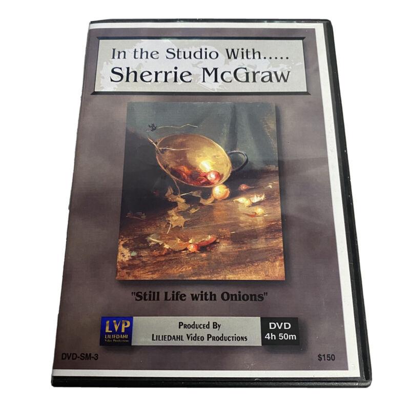 Sherrie McGraw: Still Life w/Onions - Art Instruction DVD
