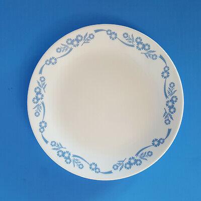 Corelle Corning Ware Blue Cornflower Salad Plate, 8.5