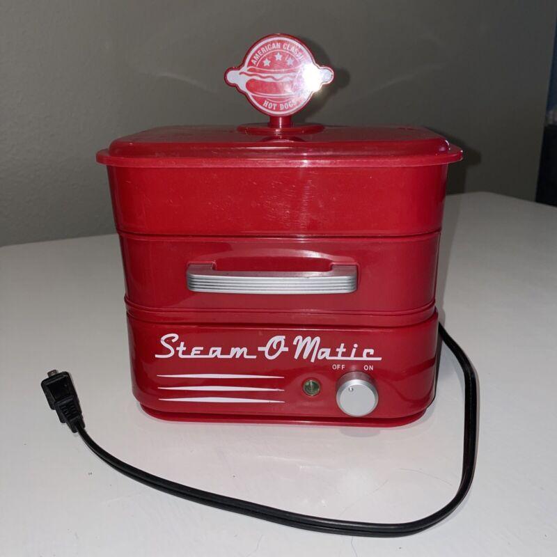 Hot Dog Steamer Sausage Machine Electric Bun Warmer Smartplanet