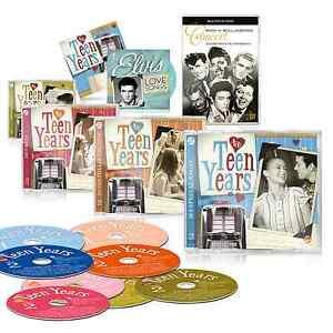 Teen Years - 9 CDs und 2 DVDs - Die einmalige Rock'n'Roll-Sammlung! NEUWARE
