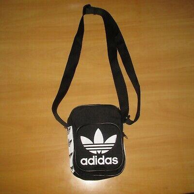 Adidas Originals Mini Shoulder Bag - Black