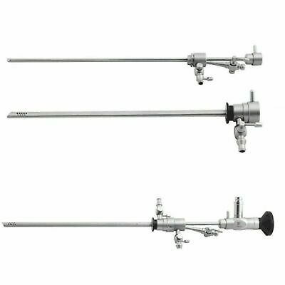 Hysteroscopy Sheath Set With 4mm X 30 Degree Hysteroscope-3pc
