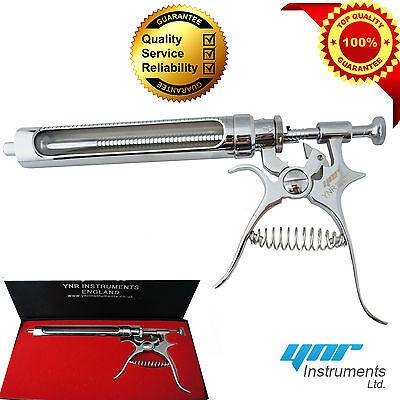 30ml Roux Revolver Vet Syringe Veterinary Instruments .ynr