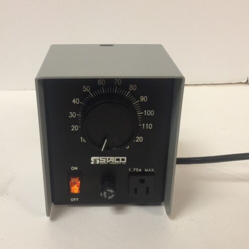 Staco L221B Variable Transformer