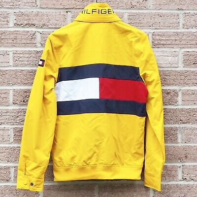 Tommy Hilfiger Archives Collection Waterproof Jacket Size S $150