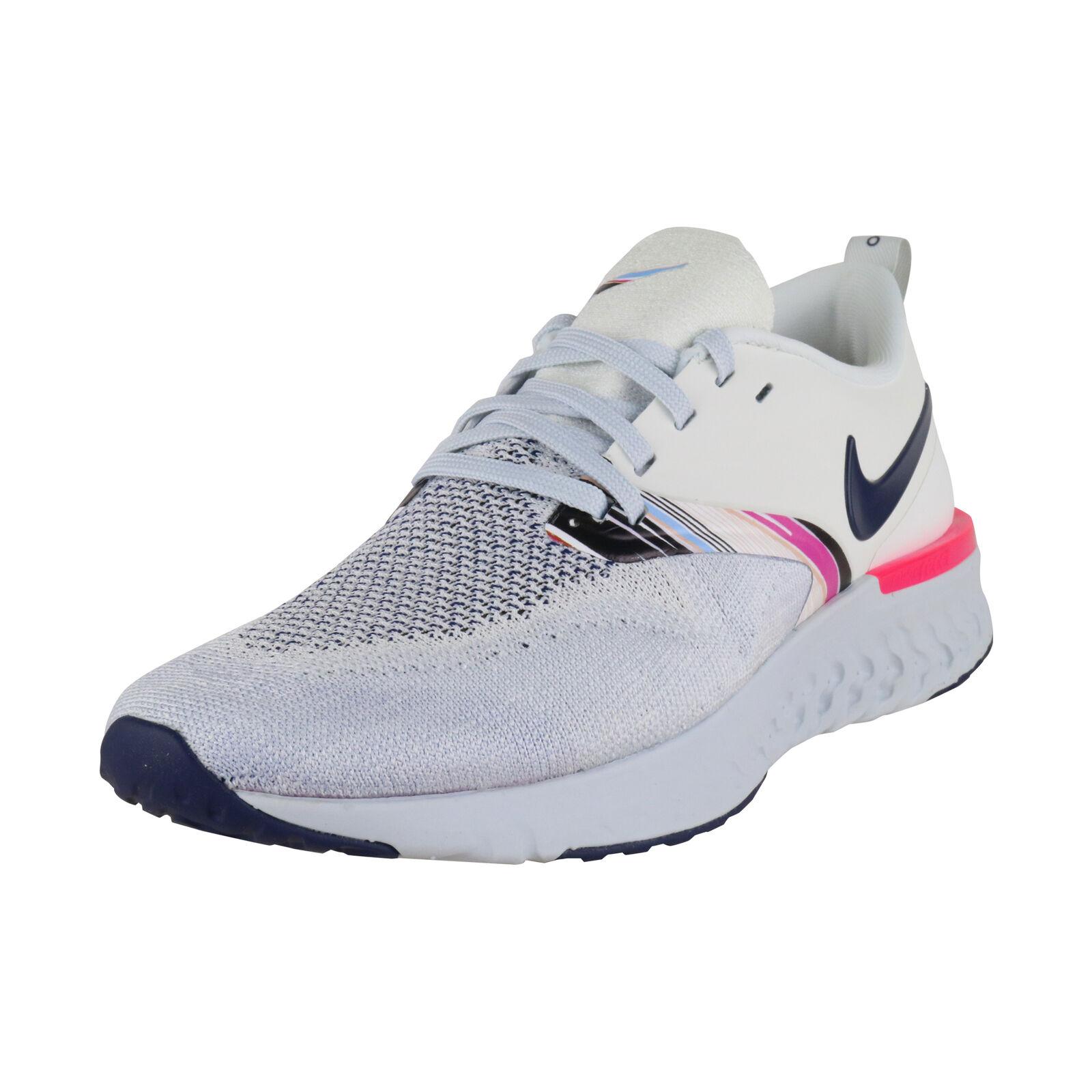 Nike Epic React Flyknit 2 Damen Laufschuh PinkSchwarz