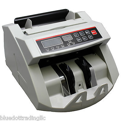 Currency Bill Cash Banknote Bank Money Count Counter Detects Counterfeit Bills