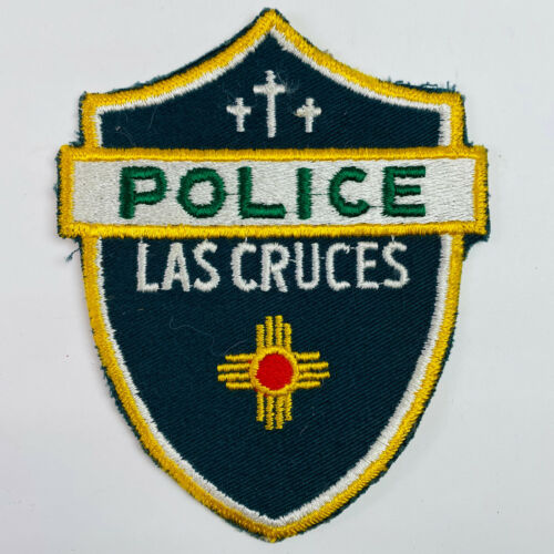 La Cruces Police New Mexico Patch