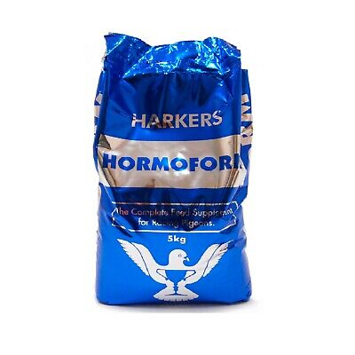 Harkers Hormoform 5kg bag – Racing Pigeon Feed Supplement