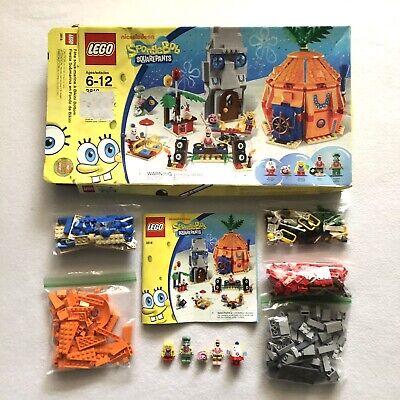 LEGO Spongebob Squarepants 3818 Bikini Bottom Undersea Party Complete w/ Box