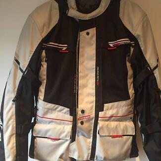 Motorbike Jacket - Mens DriRider Vortex Adventure 2 Jacket