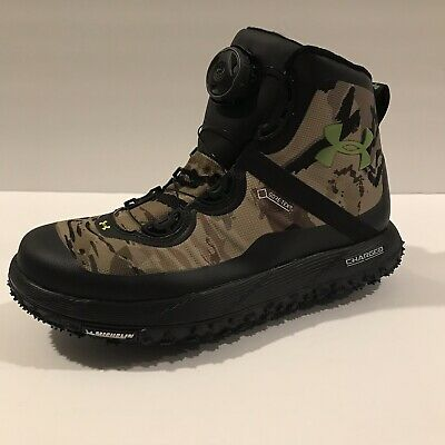 Under Armour Fat Tire GTX Ridge Boots Reaper//Barren Camo//Black 1262064-900