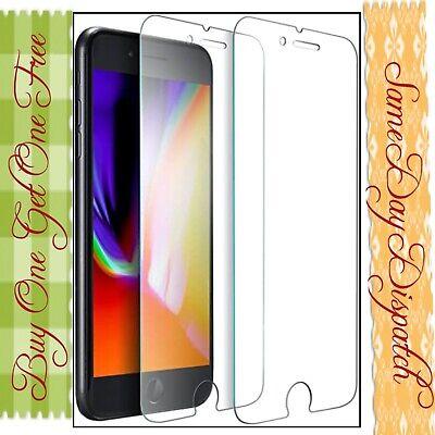 2XTempered Gorilla Glass Screen guard Iphone11 MAX ProX XS XR XS MAX 8 7 6 6S 5S