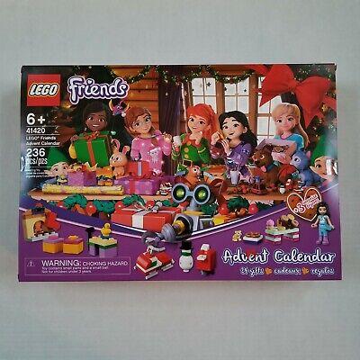 LEGO Friends Advent Calendar 2020 LEGO Friends (41420) **BRAND NEW IN BOX**