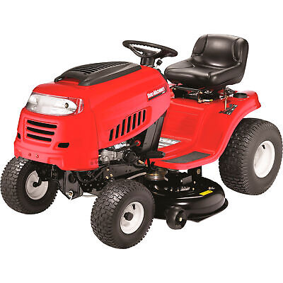Yard Machines Riding Lawn Mower 439cc POWERMORE Premium OHV Engine...