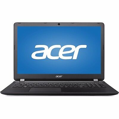 "Acer Aspire ES1-533-C3VD 15.6"" Laptop, Windows 10 Home, Intel Celeron N3350 Proc"