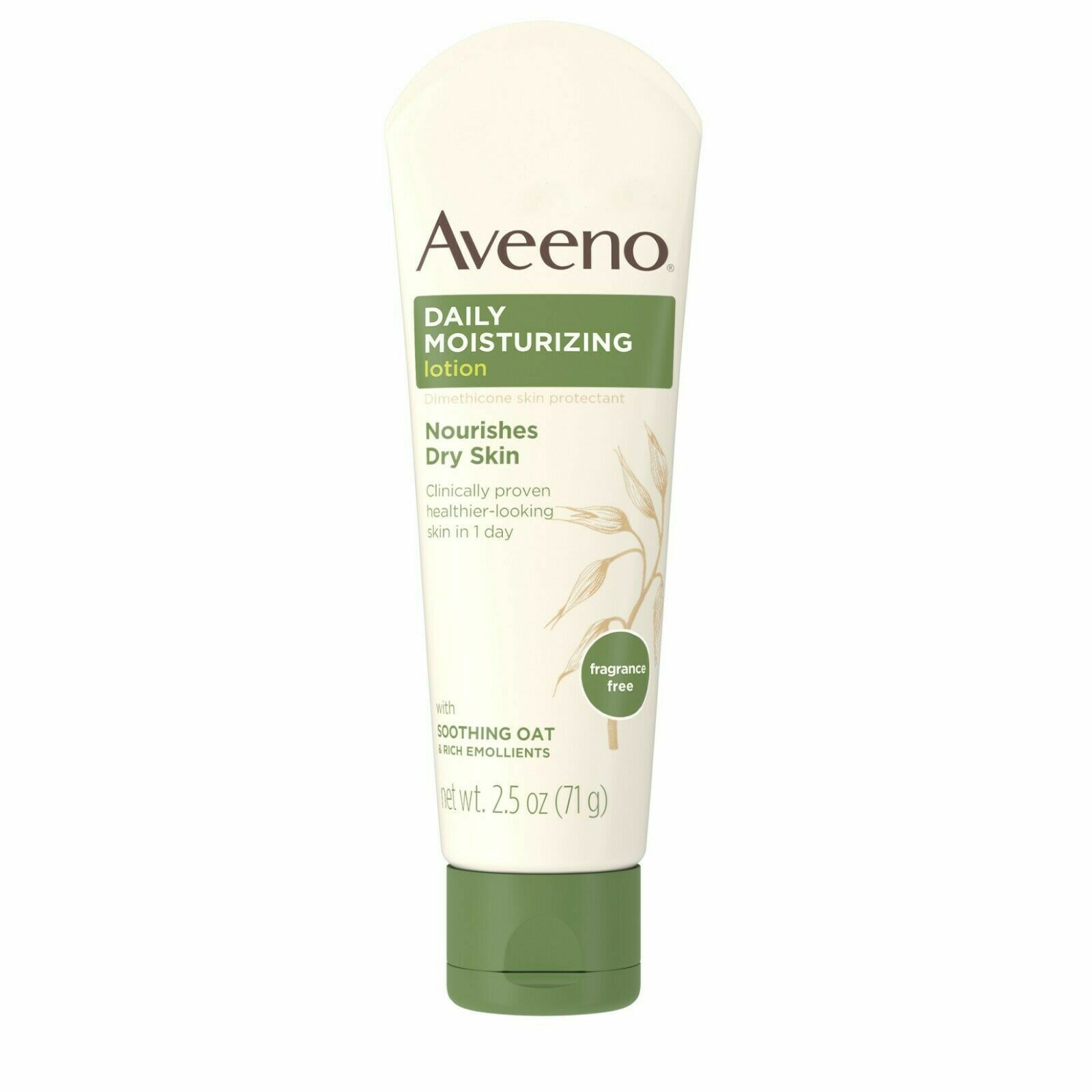 Aveeno Daily Moisturizing Lotion 2.5oz Tube