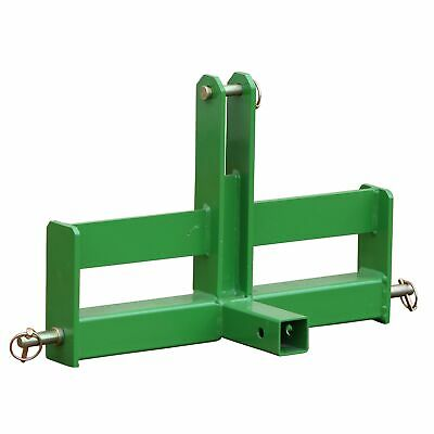 Titan Tractor Drawbar With Suitcase Weight Brackets 2 Receiver Cat 1 3-pt