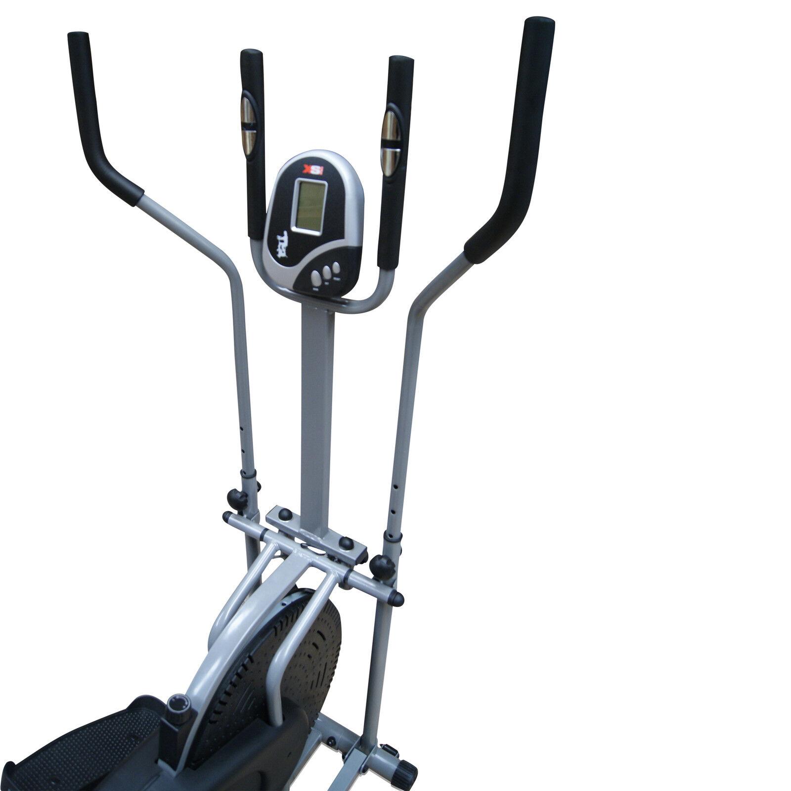 Elliptical Bike That Moves