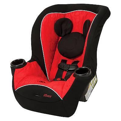 Disney Baby Mickey Mouse Apt 40RF Convertible Car Seat